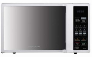 daewoo microwave center